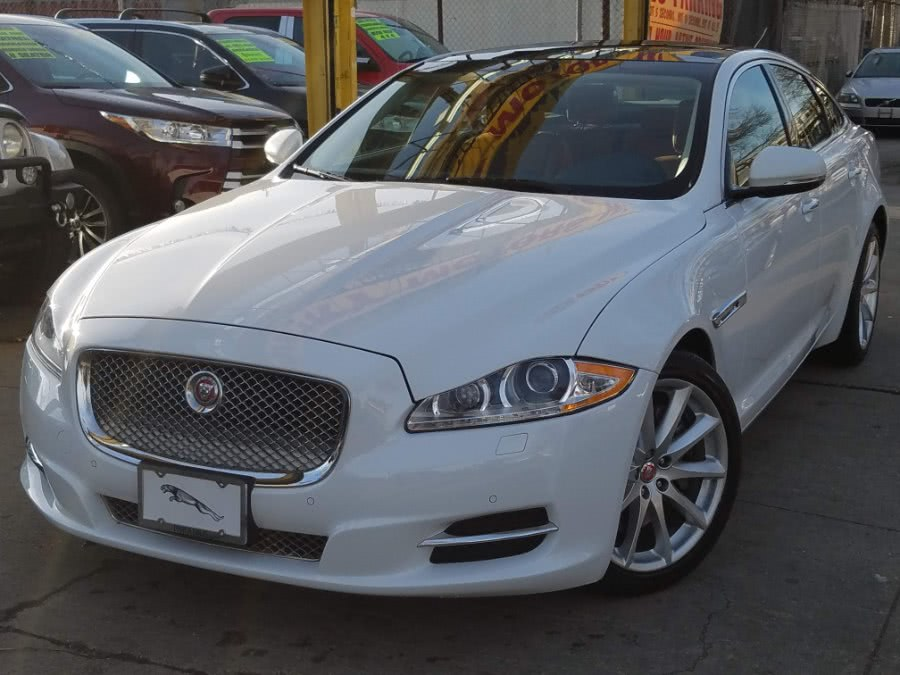 Used 2014 Jaguar XJ 3.0 Portfolio Supercharged  AWD in Queens, New York
