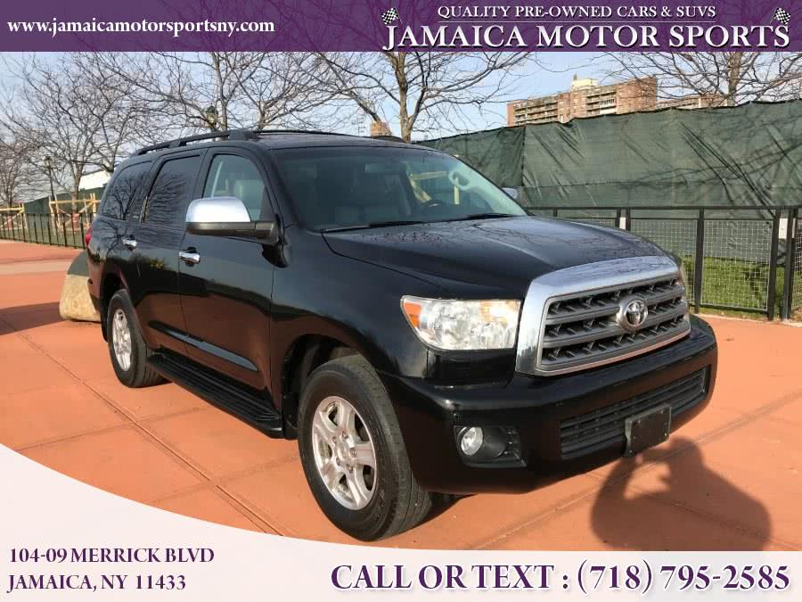 Used Toyota Sequoia 4WD 4dr LV8 6-Spd AT Ltd 2008 | Jamaica Motor Sports . Jamaica, New York