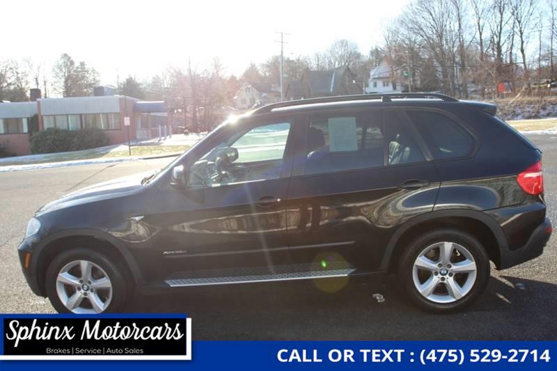 Used BMW X5 xDrive35d AWD 4dr SUV 2009 | Sphinx Motorcars. Waterbury, Connecticut