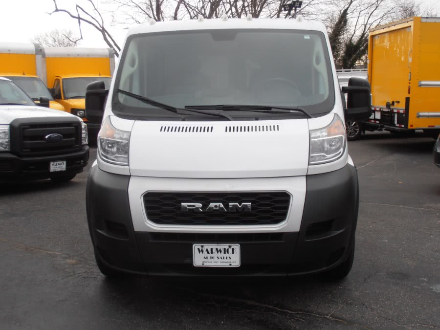 Used 2019 Ram ProMaster Cargo Van in COPIAGUE, New York | Warwick Auto Sales Inc. COPIAGUE, New York