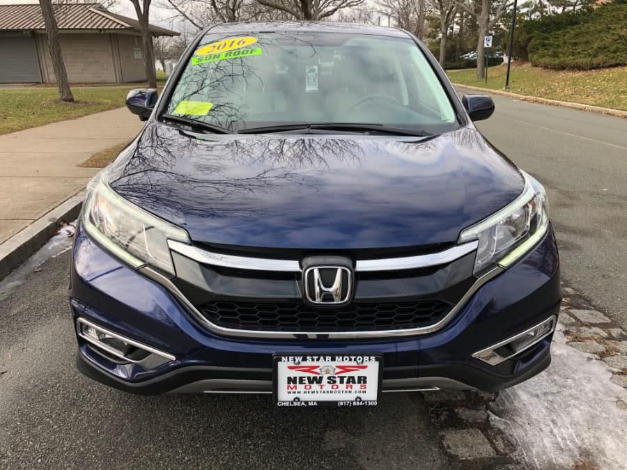 Used 2016 Honda CR-V in Chelsea, Massachusetts | New Star Motors. Chelsea, Massachusetts
