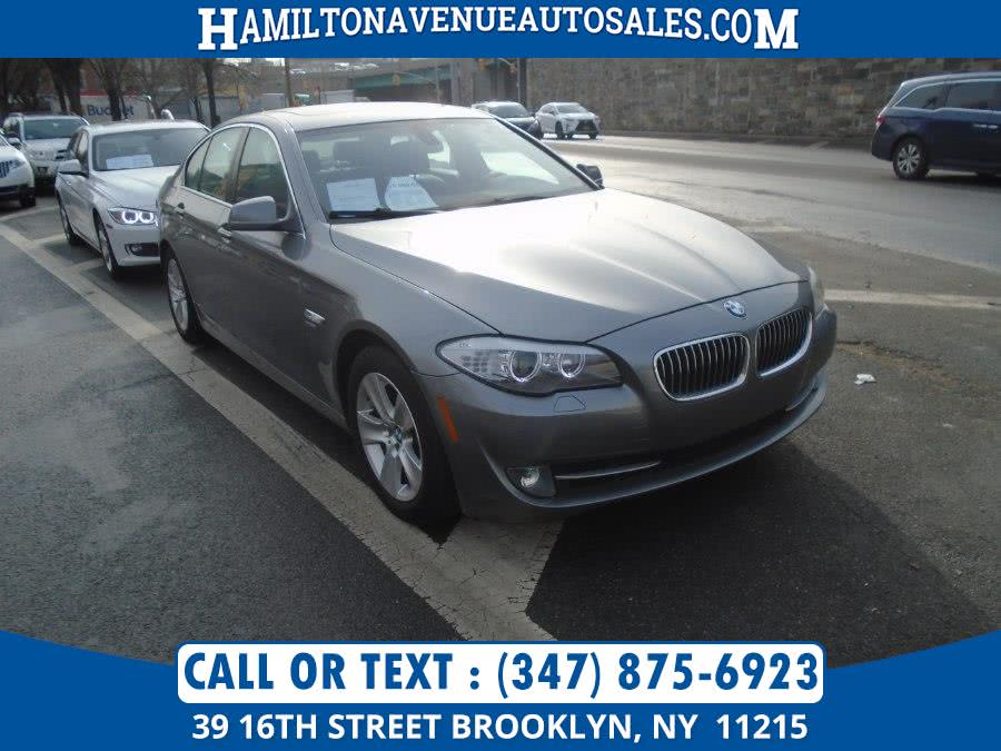 Used 2012 BMW 5 Series in Brooklyn, New York | Hamilton Avenue Auto Sales DBA Nyautoauction.com. Brooklyn, New York