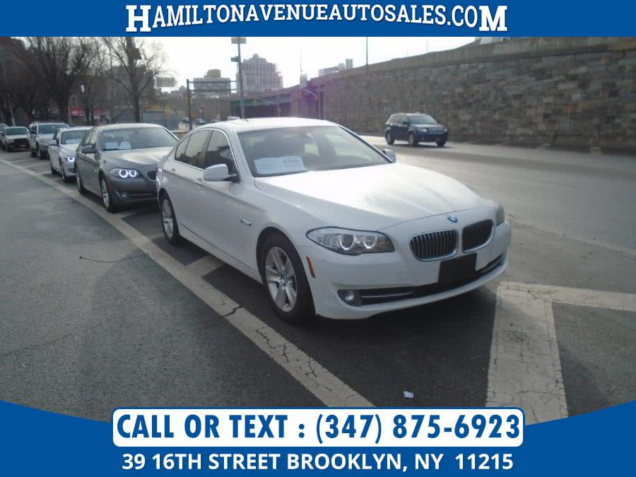 Used 2013 BMW 5 Series in Brooklyn, New York | Hamilton Avenue Auto Sales DBA Nyautoauction.com. Brooklyn, New York