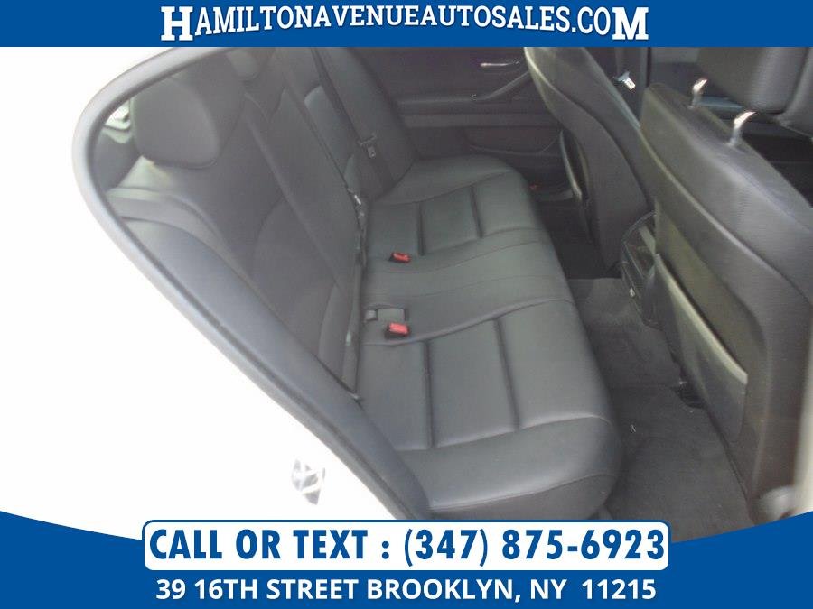 2013 BMW 5 Series 4dr Sdn 528i RWD, available for sale in Brooklyn, New York | Hamilton Avenue Auto Sales DBA Nyautoauction.com. Brooklyn, New York