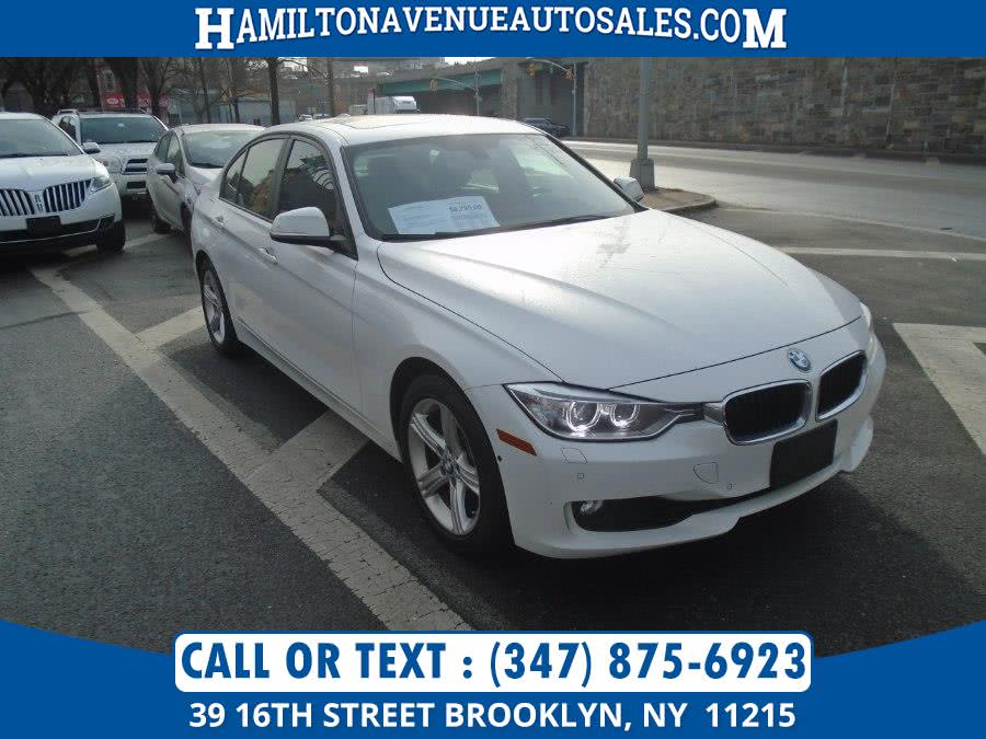 Used 2013 BMW 3 Series in Brooklyn, New York | Hamilton Avenue Auto Sales DBA Nyautoauction.com. Brooklyn, New York