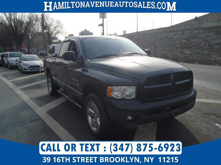 Used 2005 Dodge Ram 1500 in Brooklyn, New York | Hamilton Avenue Auto Sales DBA Nyautoauction.com. Brooklyn, New York