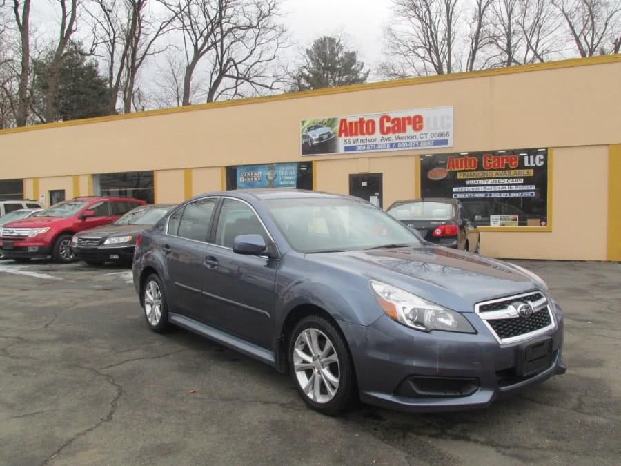 Used 2014 Subaru Legacy in Vernon , Connecticut   Auto Care Motors. Vernon , Connecticut