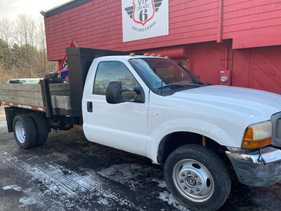 Used 2000 Ford Super Duty F-550 in Hampton, Connecticut | VIP on 6 LLC. Hampton, Connecticut