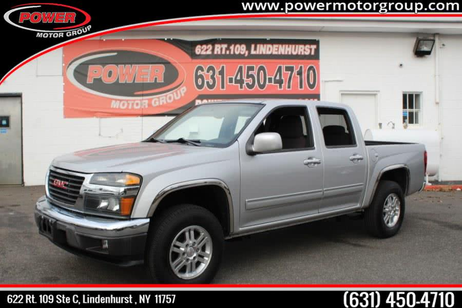 Used GMC Canyon 4WD Crew Cab SLE1 2012 | Power Motor Group. Lindenhurst , New York