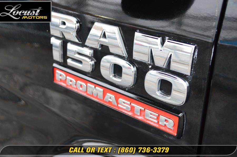2014 Ram ProMaster Cargo Van 1500 Low Roof 136