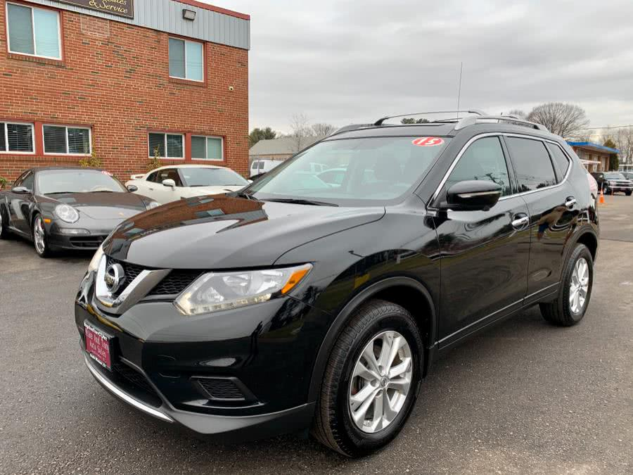 Used 2015 Nissan Rogue in South Windsor, Connecticut | Mike And Tony Auto Sales, Inc. South Windsor, Connecticut
