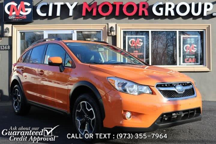Used 2015 Subaru Xv Crosstrek in Haskell, New Jersey | City Motor Group Inc.. Haskell, New Jersey