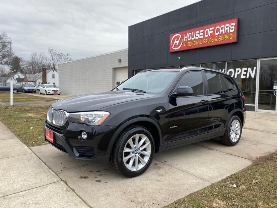 Used BMW X3 AWD 4dr xDrive28i 2016 | House of Cars. Watertown, Connecticut