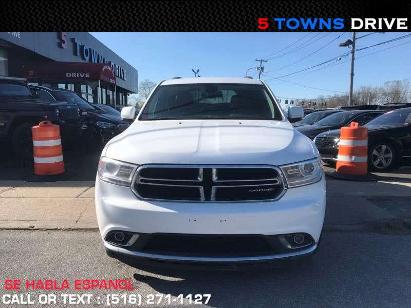 Used Dodge Durango AWD 4dr Limited 2015 | 5 Towns Drive. Inwood, New York