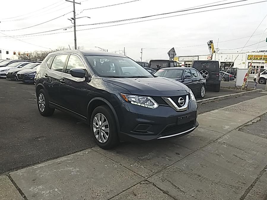 Used Nissan Rogue AWD 4dr S 2016 | 5 Towns Drive. Inwood, New York