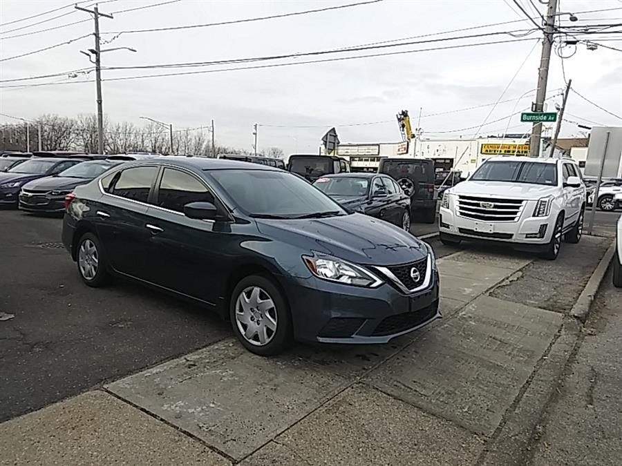 Used Nissan Sentra 4dr Sdn I4 CVT SV 2016   5 Towns Drive. Inwood, New York