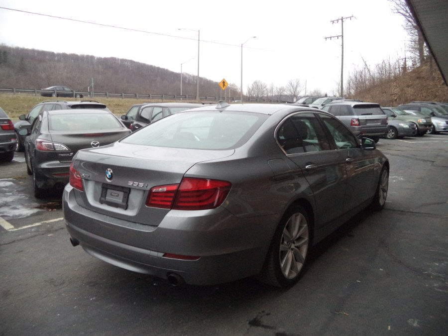 2013 BMW 5 Series 4dr Sdn 535i xDrive AWD, available for sale in Naugatuck, Connecticut | Riverside Motorcars, LLC. Naugatuck, Connecticut