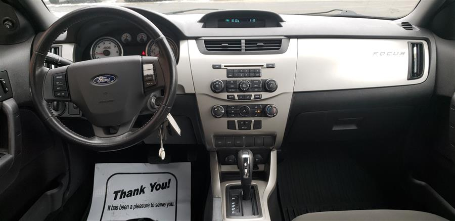 2008 Ford Focus 4dr Sdn SES, available for sale in Waterbury, Connecticut | National Auto Brokers, Inc.. Waterbury, Connecticut