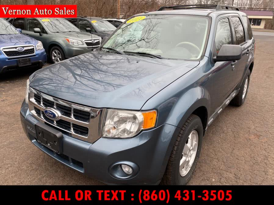 Used Ford Escape 4WD 4dr XLT 2011 | Vernon Auto Sale & Service. Manchester, Connecticut
