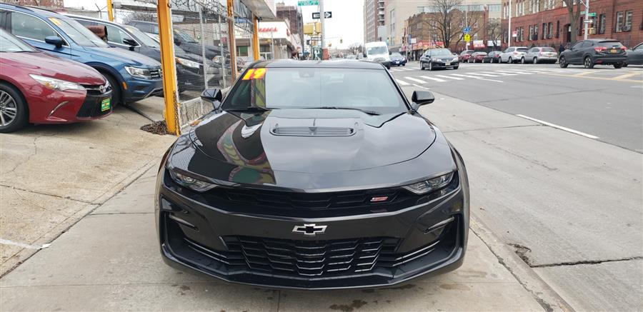 2019 Chevrolet Camaro 2dr Cpe 2SS, available for sale in Jamaica, New York | Sylhet Motors Inc.. Jamaica, New York
