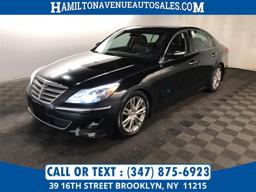 Used 2013 Hyundai Genesis in Brooklyn, New York | Hamilton Avenue Auto Sales DBA Nyautoauction.com. Brooklyn, New York