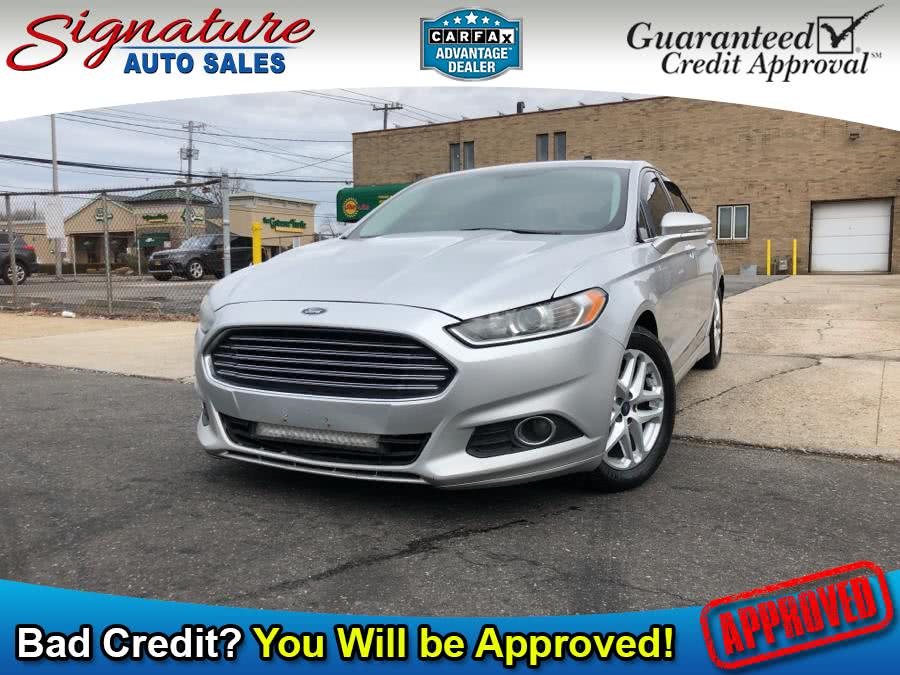 Used 2014 Ford Fusion in Franklin Square, New York | Signature Auto Sales. Franklin Square, New York