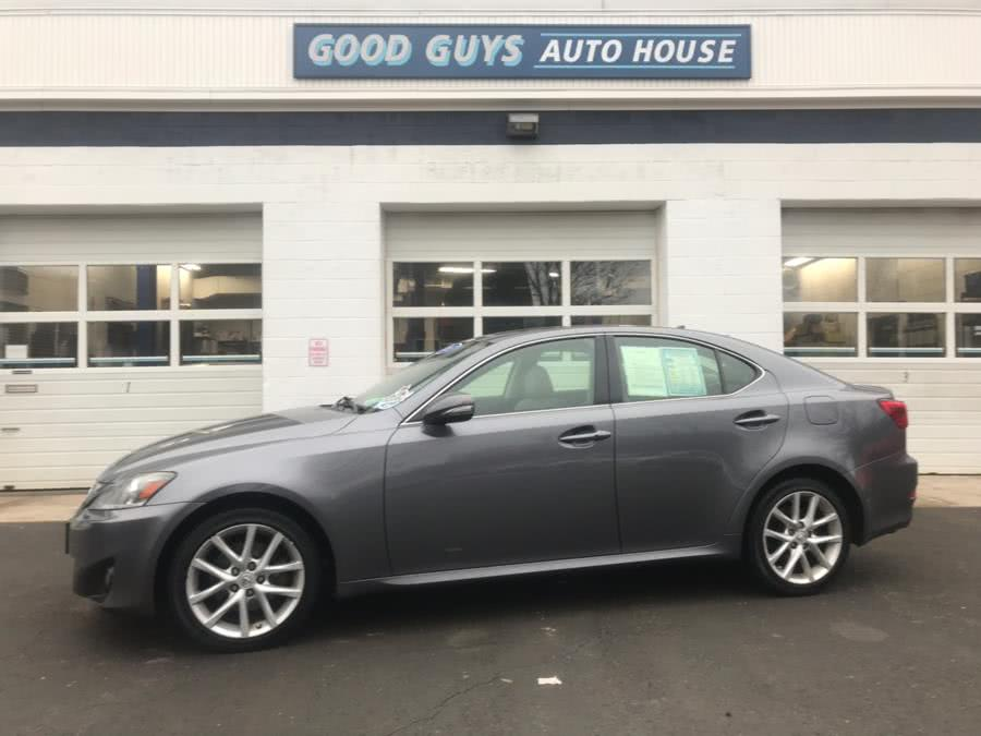 Used 2013 Lexus IS 250 in Southington, Connecticut | Good Guys Auto House. Southington, Connecticut