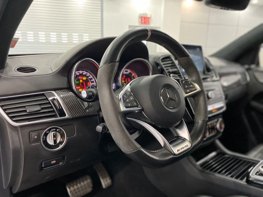 2016 Mercedes-Benz GLE-Class 4MATIC 4dr AMG GLE 63 S Cpe, available for sale in Franklin Square, New York | Luxury Motor Club. Franklin Square, New York