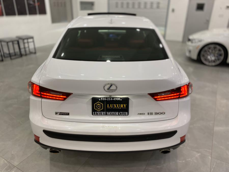 2016 Lexus IS 300 4dr Sdn AWD, available for sale in Franklin Square, New York   Luxury Motor Club. Franklin Square, New York