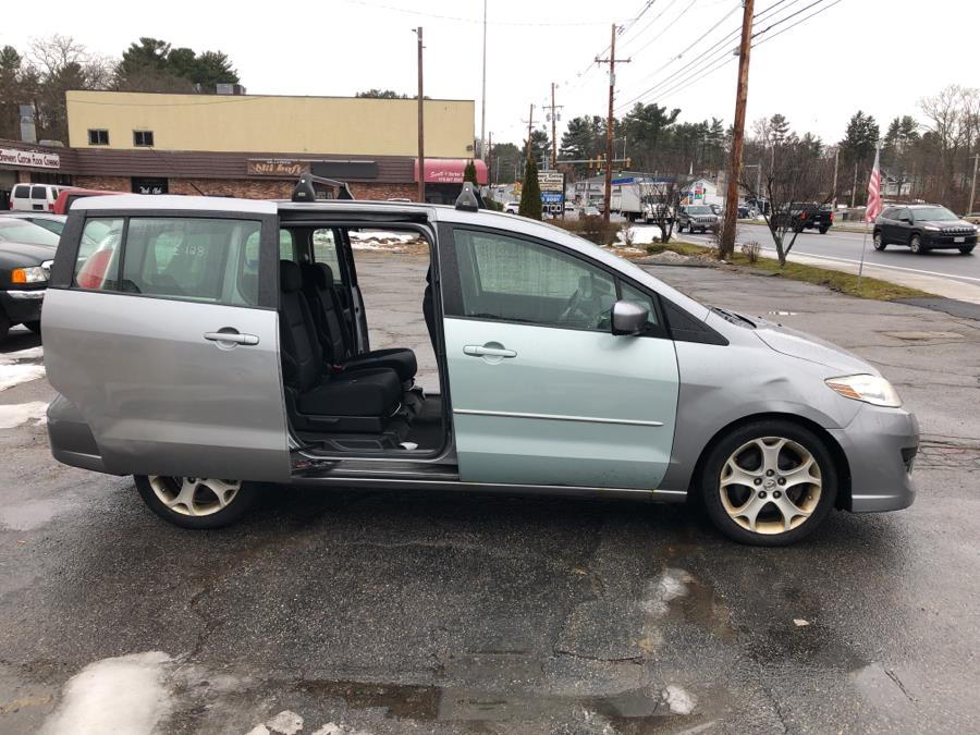 2010 Mazda Mazda5 4dr Wgn Auto Touring, available for sale in Billerica, Massachusetts | Benz Of Billerica. Billerica, Massachusetts