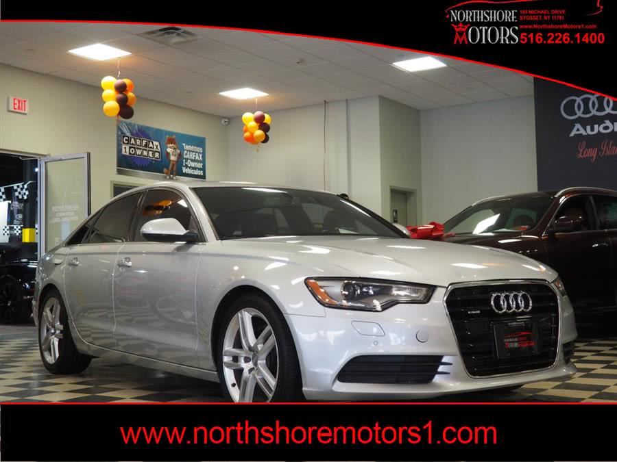 2015 Audi A6 4dr Sdn quattro 2.0T Premium Plus, available for sale in Syosset , NY