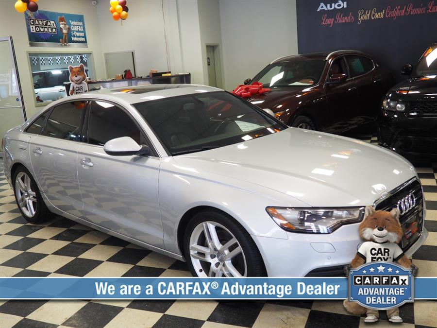 2015 Audi A6 4dr Sdn quattro 2.0T Premium Plus, available for sale in Syosset , New York   Northshore Motors. Syosset , New York