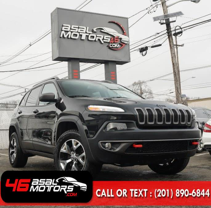 Used Jeep Cherokee 4WD 4dr Trailhawk 2015 | Asal Motors 46. East Rutherford, New Jersey