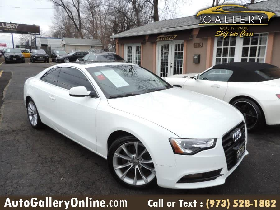 Used 2013 Audi A5 in Lodi, New Jersey | Auto Gallery. Lodi, New Jersey