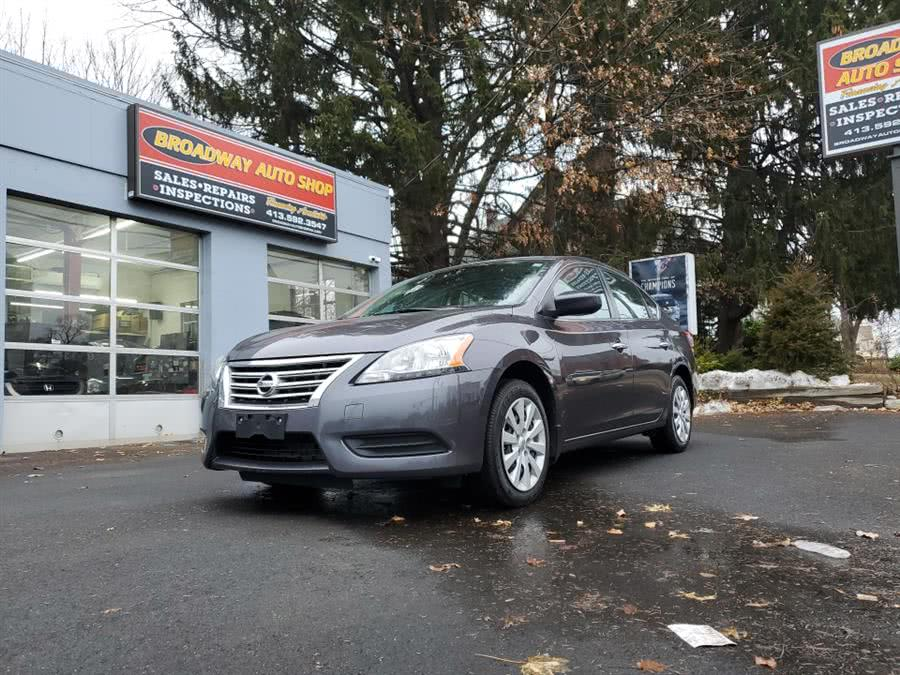 Used 2014 Nissan Sentra in Chicopee, Massachusetts | Broadway Auto Shop Inc.. Chicopee, Massachusetts