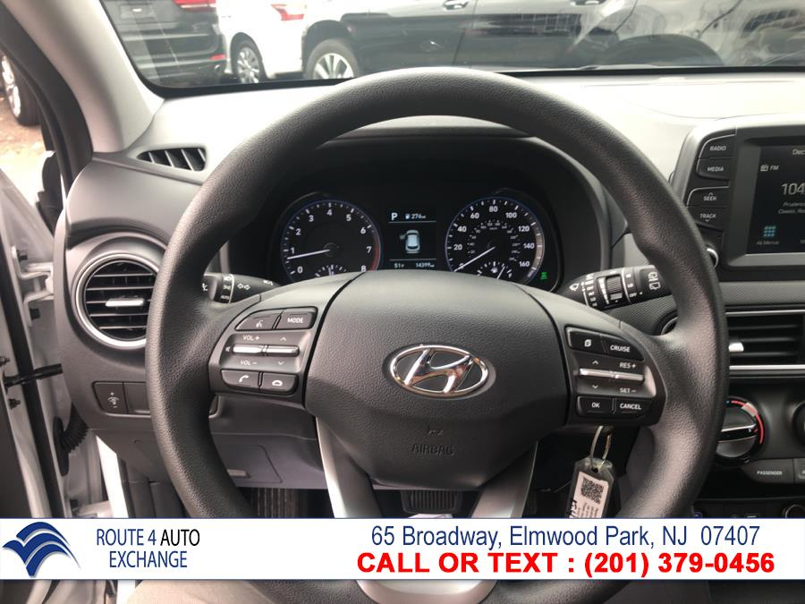 2019 Hyundai Kona SE Auto AWD, available for sale in Elmwood Park, New Jersey | Route 4 Auto Exchange. Elmwood Park, New Jersey