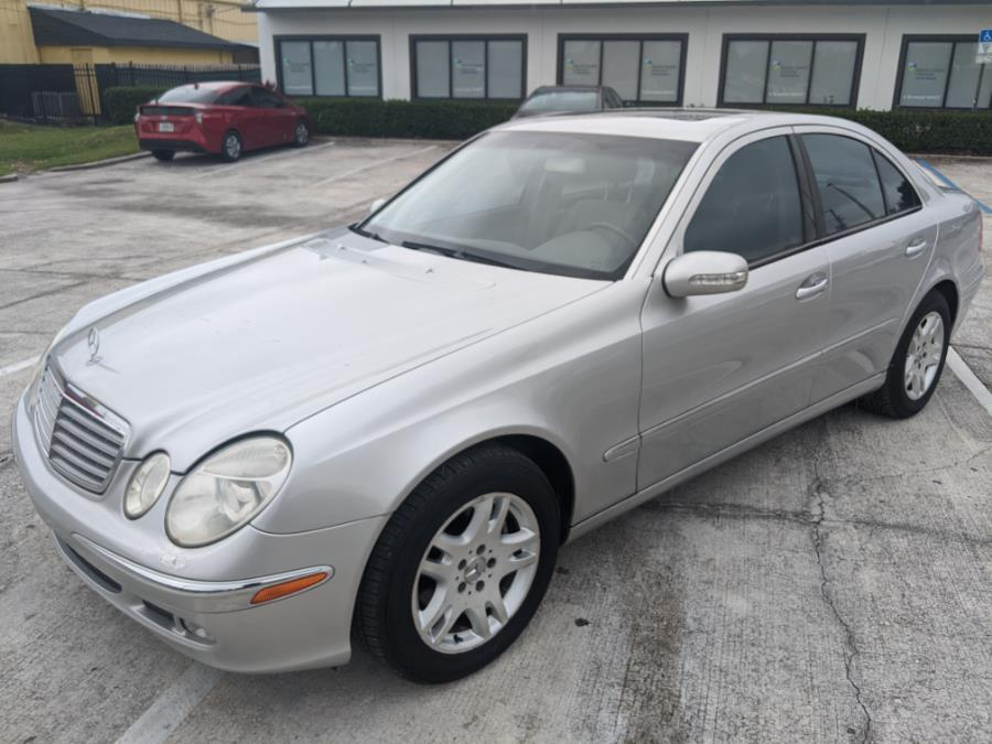 Used 2003 Mercedes-Benz E-Class in Orlando, Florida | 2 Car Pros. Orlando, Florida