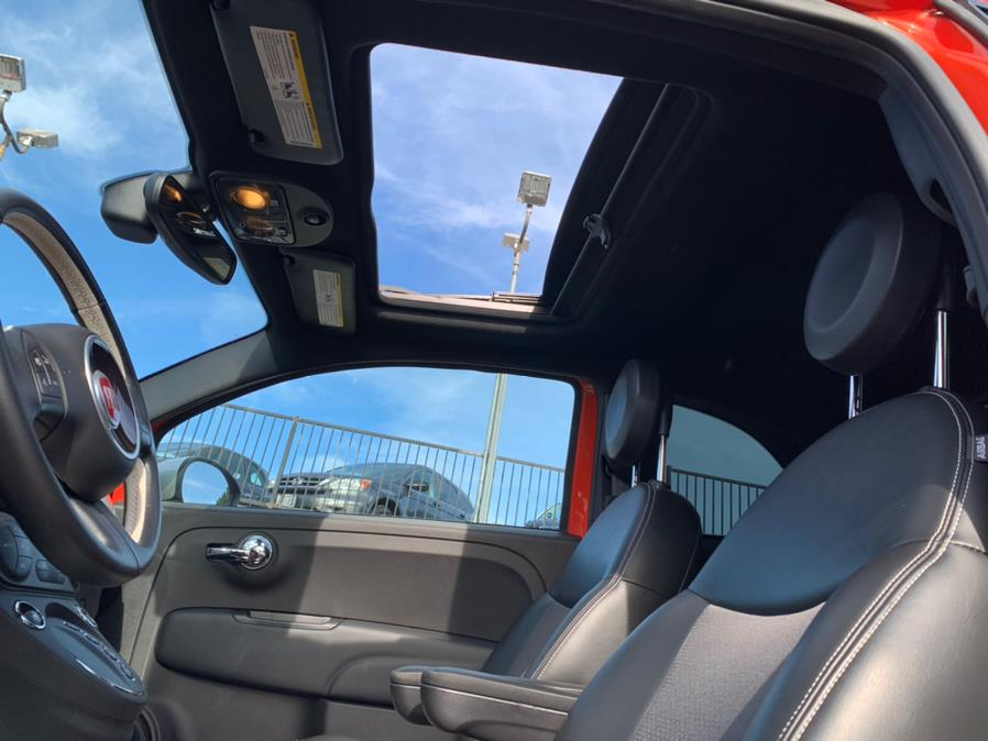 2017 FIAT 500e Moonroof, available for sale in Daly City, California | Green Light Auto Wholesale. Daly City, California