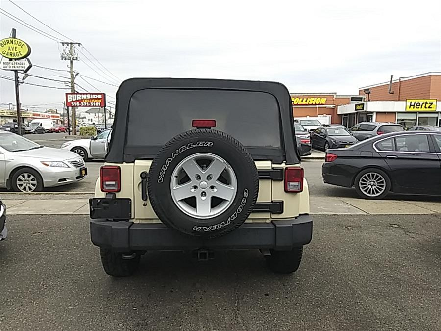 Used Jeep Wrangler Unlimited 4WD 4dr Sport 2011   5 Towns Drive. Inwood, New York