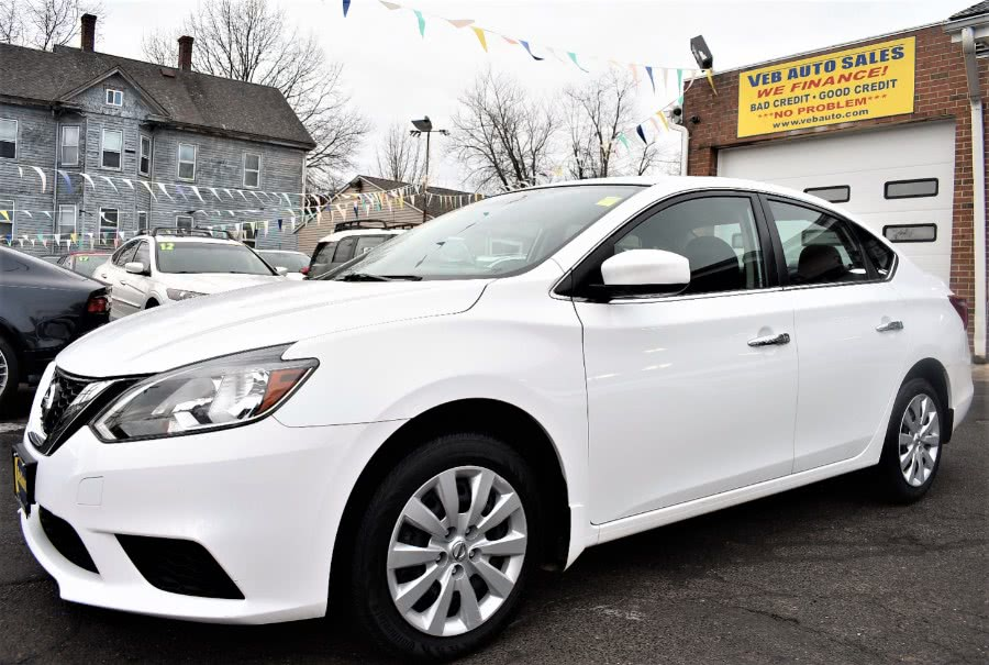 Used 2016 Nissan Sentra in Hartford, Connecticut | VEB Auto Sales. Hartford, Connecticut