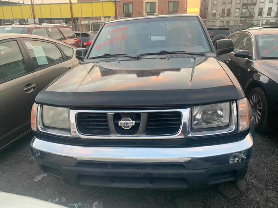 Used 2000 Nissan Frontier 4WD in Brooklyn, New York | Atlantic Used Car Sales. Brooklyn, New York