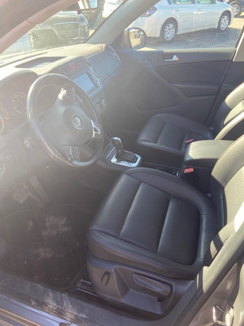 2011 Volkswagen Tiguan 4WD 4dr S 4Motion, available for sale in Raynham, Massachusetts   J & A Auto Center. Raynham, Massachusetts