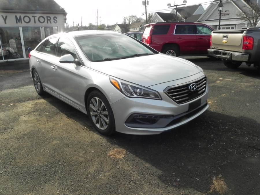 2016 Hyundai Sonata Limited, available for sale in Ridgefield, Connecticut | Marty Motors Inc. Ridgefield, Connecticut