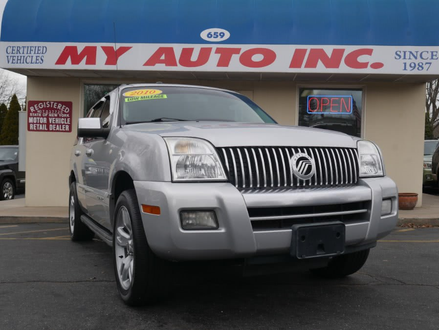 Used 2010 Mercury Mountaineer in Huntington Station, New York | My Auto Inc.. Huntington Station, New York