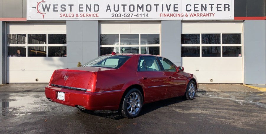 Used Cadillac DTS 4dr Sdn w/1SC 2010 | West End Automotive Center. Waterbury, Connecticut