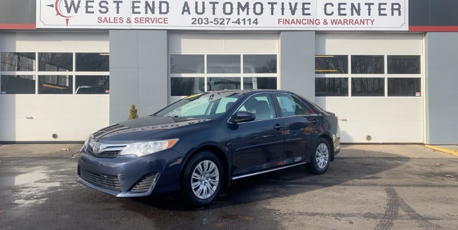 Used 2014 Toyota Camry in Waterbury, Connecticut | West End Automotive Center. Waterbury, Connecticut