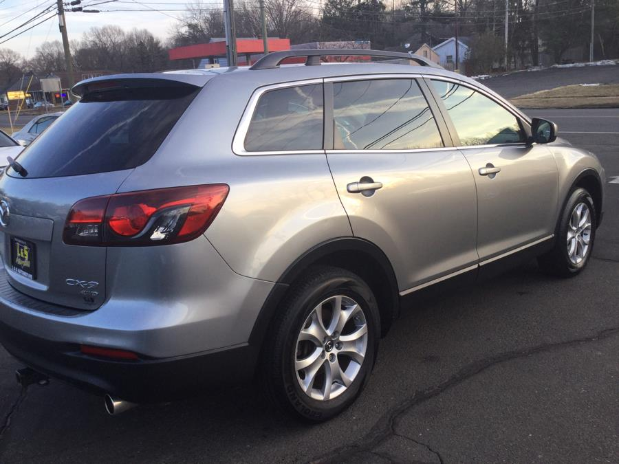 Used Mazda CX-9 AWD 4dr Sport 2014 | L&S Automotive LLC. Plantsville, Connecticut