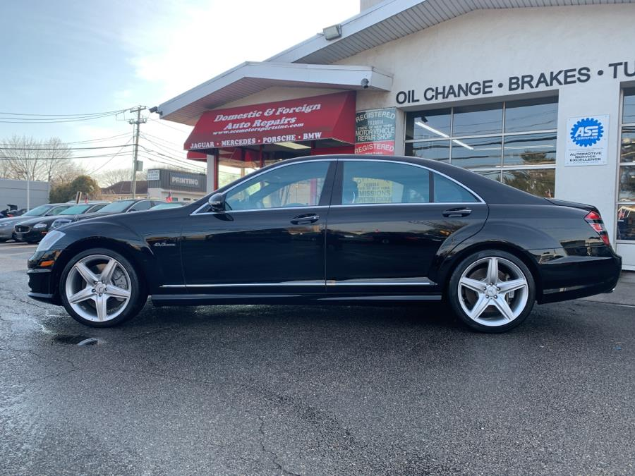 Used Mercedes-Benz S-Class 4dr Sdn 6.3L V8 AMG RWD 2008 | Ace Motor Sports Inc. Plainview , New York