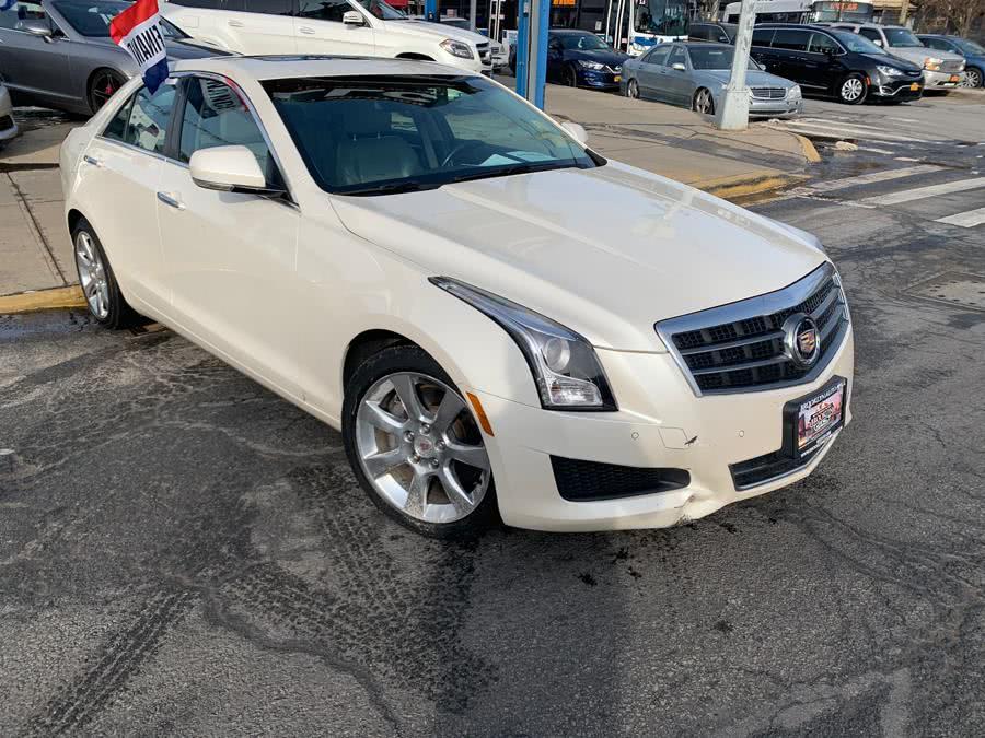 Used Cadillac ATS 4dr Sdn 2.0L Luxury RWD 2013 | Brooklyn Auto Mall LLC. Brooklyn, New York