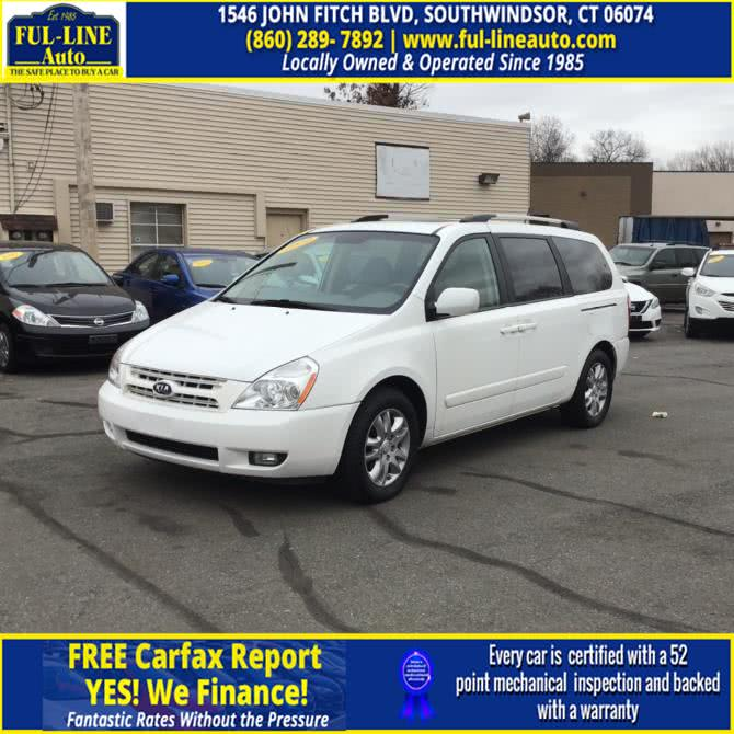 Used 2009 Kia Sedona in South Windsor , Connecticut | Ful-line Auto LLC. South Windsor , Connecticut
